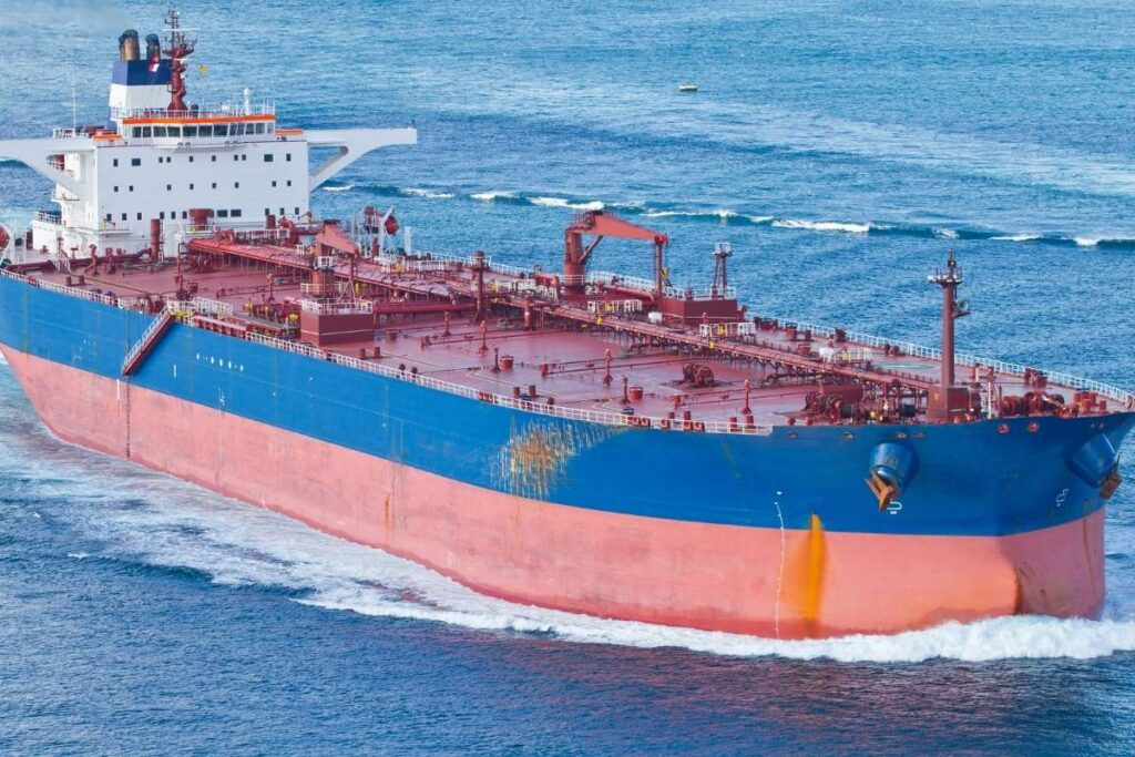 oil tankers- types of ships- Daily Logistics