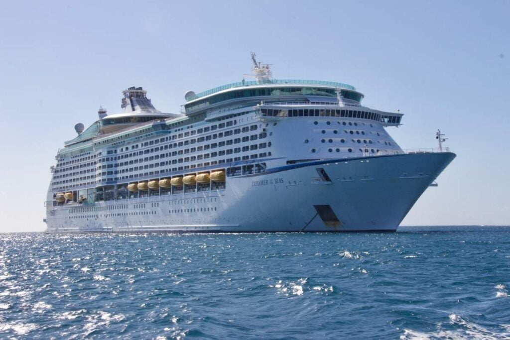 Cruise ship- types of ships- Daily Logistics