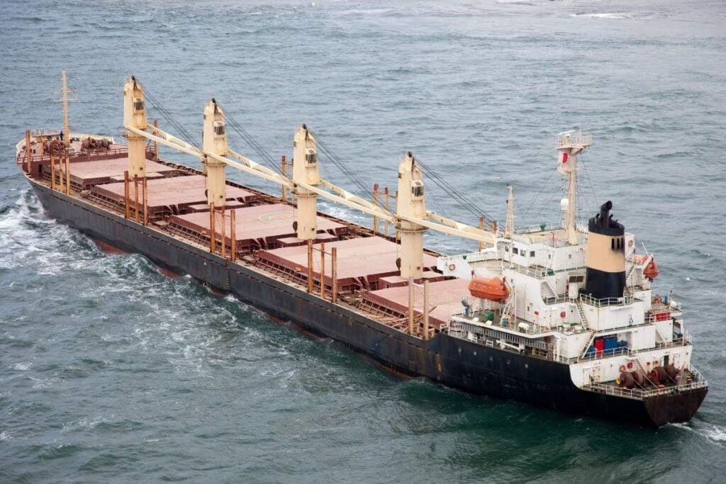 Geared Bulk Carrier Daily Logistics