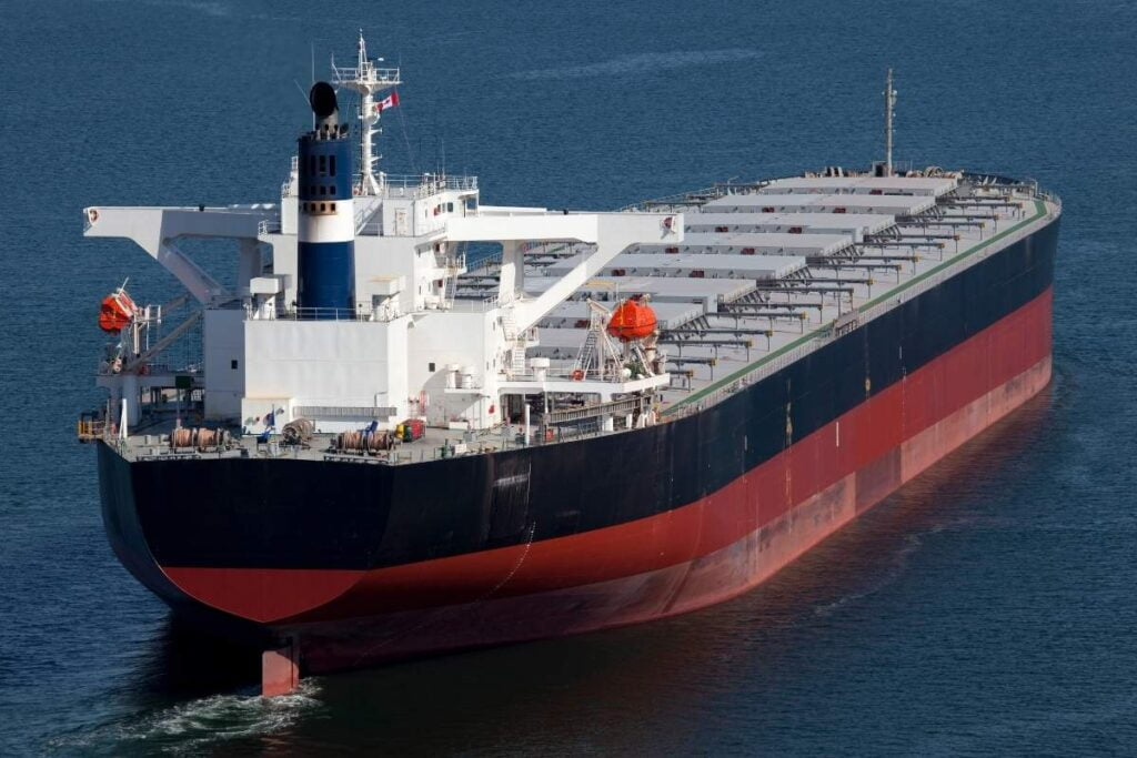 Bulk carrier- Types of Ships- Daily Logistics