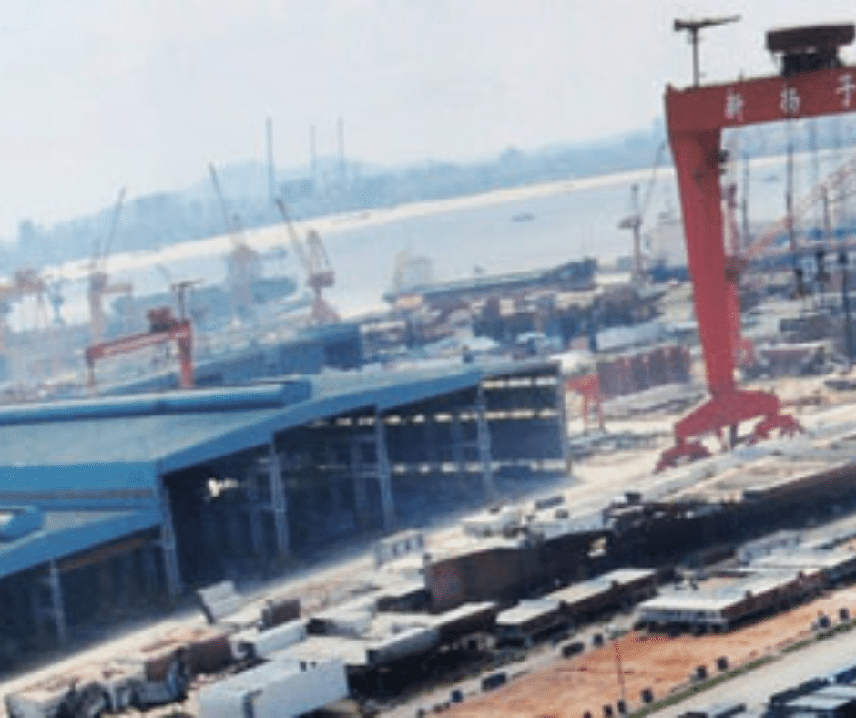 Jiangsu Yangzijiang Shipbuilding