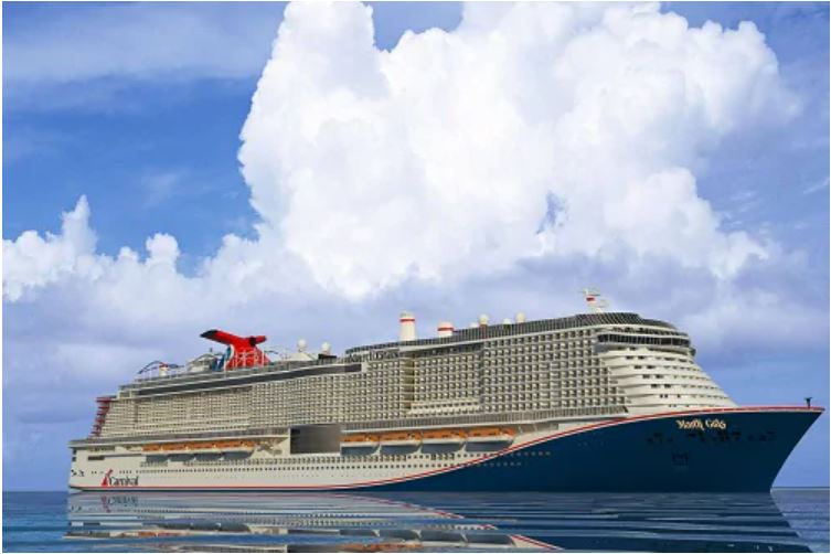 10 Biggest Cruise Ships in 2021- Mardi Gras Daily Logistics